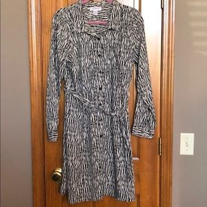Motherhood Maternity Patterned Dress XL long/short